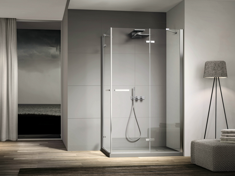 Скляна душова