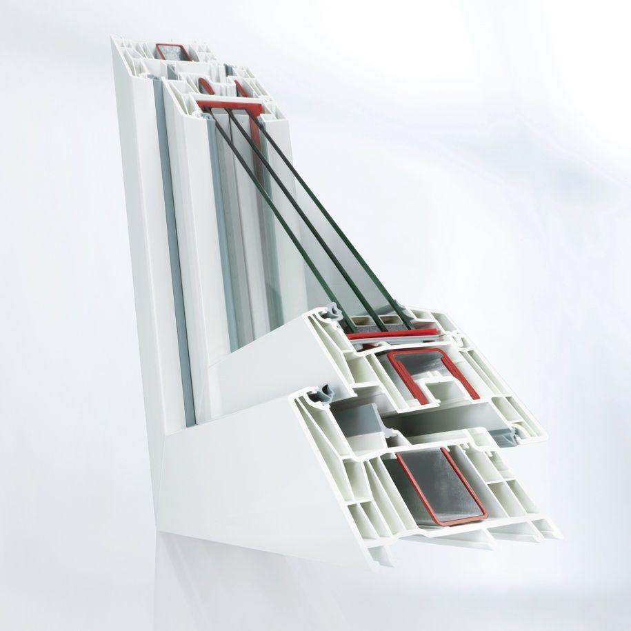 Металопластикові вікна SYNEGO
