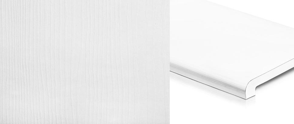 Підвіконня Alber-кора біла