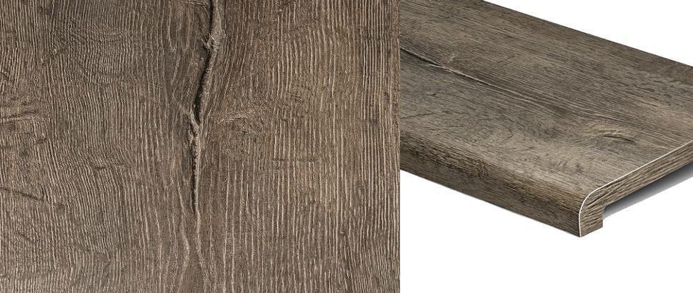 Підвіконня Alber - морений дуб